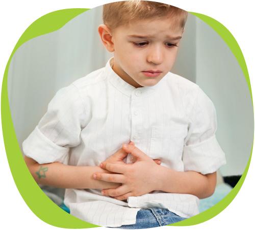 Наиболее частые причины болей в животе у школьников